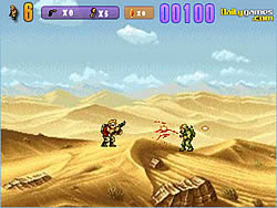 Metal Slug Brutal 3 game