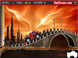 Firetruck game