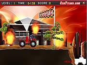 Play Firetruck Game