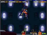 Batmans ultimate rescue Spiele