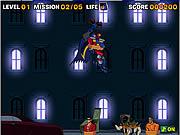 Batman's Ultimate Rescue game