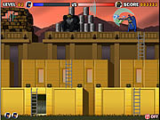 Gorilla grodd barrels of peril Gioco
