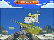 Spongebob and the Treasure game