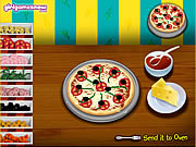 Play Italian pizza match Game