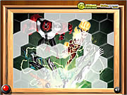 Play Ben 10 fix my tiles Game