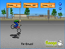 Bike Tricks game