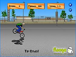Bike Tricks game