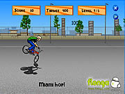 Bike tricks Gioco