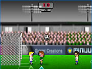 Play Head action soccer Game