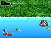 juego Sonic Surf