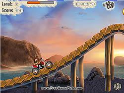 Coast Bike game