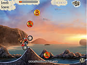 Play Coast bike Game