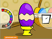 Painted eggs Gioco