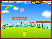Play Spongebob squarepants food bounce Game