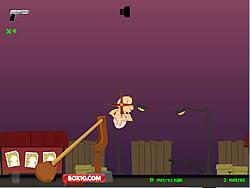Grandpa Launcher game
