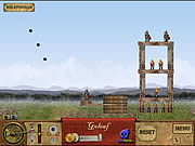 Da Vinci Cannon game