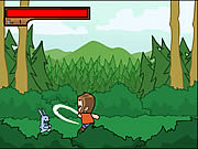 Play Bunnies attack Game