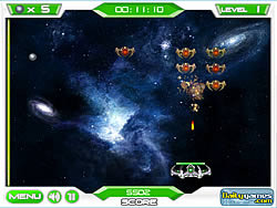 Ark Invaders game