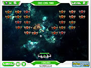 Play Ark invaders Game