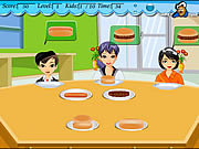 Play Crazy plates Game