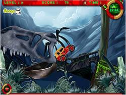 Jurassic Drive game