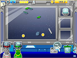 Space Food Shop game