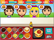 Play Burgerlicious Game