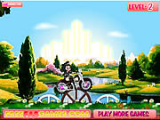 Play Boops biking fantasy Game