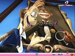 Hidden Numbers - Horton Hears game
