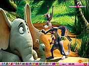 juego Hidden Numbers - Horton Hears