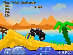 Mini Monster Challenge game