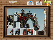 Photo Mess - Transformers game