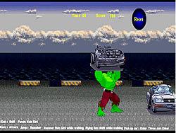 Chơi Hulk's Car miễn phí