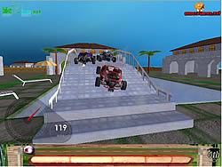 Gioca gratuitamente a Mojo Karts