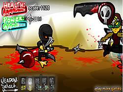 Mountain Showdown game