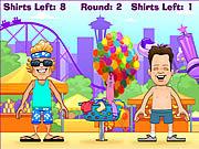 Play Gibbys shirtless showdown Game