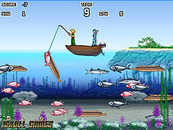 Trap-A-Tuna game