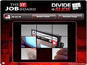 Divide And Slide game