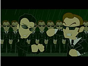 Watch free cartoon The Matrix has you