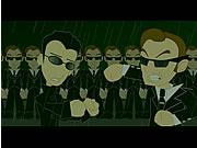 Watch free cartoon The Matrix has you