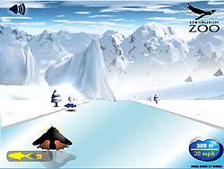 Super Penguin Dash game