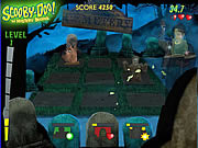 Play Scooby doo whack a ghost Game