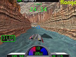 Supersonic Speeders game