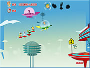 Play Sky pods Game