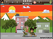 Jugar Benjo ninja Juego