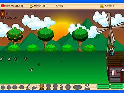 Barnville Massacre game