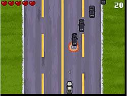 Drive 'em Up game