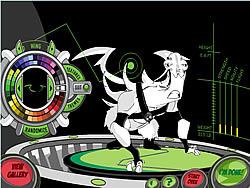 Maglaro ng libreng laro Ben 10 Hero Matrix