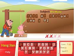 Hang Stan game
