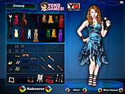 Play Taylor swift concert dress up Game